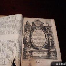 Libros antiguos: PRAXIS CRIMINALIS CIVILIS ET CANONICA, IN LIBRUM OCTAVUM NOVAE.D. JOANNIS GUTIERREZ .SALMANTICA 1632. Lote 134300306