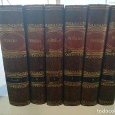 Libros antiguos: FEBRERO-ARREGLADO A LA LEGILACION Y PRACTICA VIGENTES UNA ASOCIACION DE ABOGADOS-COMPLETA 1848-1850. Lote 134433766