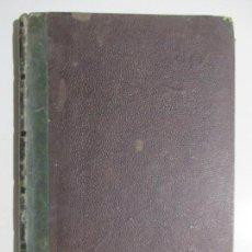 Libros antiguos: CLÍNICA TOCOLÓGICA HECHOS DE DISTOCIA. FRANCISCO ALONSO Y RUBIO. MADRID 1862. Lote 134838710