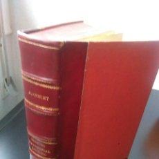 Libros antiguos: DERECHO MATRIMONIAL CATÓLICO.A.KNECHT (1932). Lote 135586294