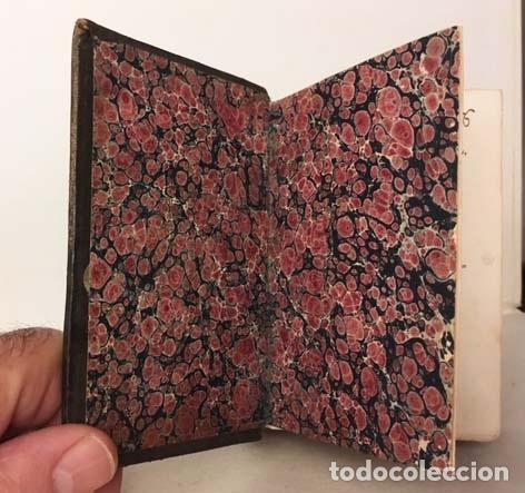 Libros antiguos: Ley de Enjuiciamiento Civil, glosada con los puntos resueltos… 1867. Miniatura Plena piel romántica - Foto 5 - 137470298