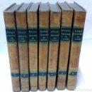 Libros antiguos: FEBRERO, O LIBRERÍA DE JUECES, ABOGADOS Y ESCRIBANOS. POR F. GARCÍA Y J. AGUIRRE. 7 VOLS, 1842. Lote 138015298