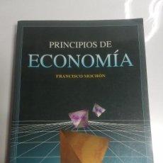 Libros antiguos: PRINCIPIOS DE ECONOMÍA (FRANCISCO MOCHÓN) MC GRAW HILL. Lote 138558354