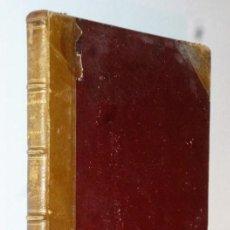Libros antiguos: ORDENANZAS GENERALES DE LA RENTA DE ADUANAS APROBADAS POR REAL ORDEN DE 20 DE JULIO DE 1861. Lote 138872322