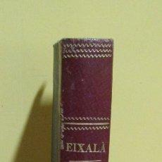 Libros antiguos: RAMON MARTÍ DE EIXALÁ INSTITUCIONES DEL DERECHO MERCANTIL LIBRERIA ALVARO VERDAGUER AÑO 1875. Lote 138924734