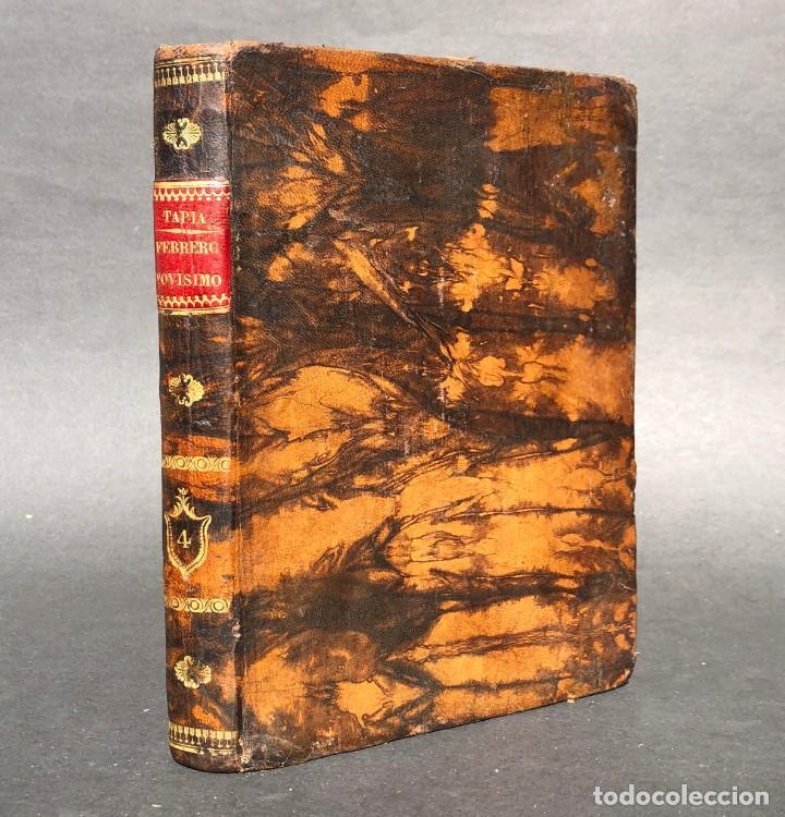 AÑO 1828 FEBRERO NOVISIMO - DERECHO - LIBRERIA DE JUECES, ABOGADOS, ESCRIBANOS. (Libros Antiguos, Raros y Curiosos - Ciencias, Manuales y Oficios - Derecho, Economía y Comercio)