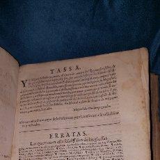 Libros antiguos: POLITICA PARA CORREGIDORES.......1597. PRIMER TOMO. Lote 139483320