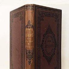 Libros antiguos: REGALÍAS DE LOS SEÑORES REYES DE ARAGÓN (1879) MELCHOR DE MACANAZ (BIBL MARTÍNEZ ALCUBILLA. AUTÓGRAF. Lote 139488370