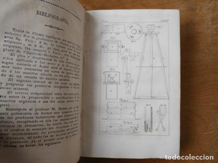 Libros antiguos: Libro anales de nuevos descubrimientos Barcelona año 1828 - Foto 4 - 140285554