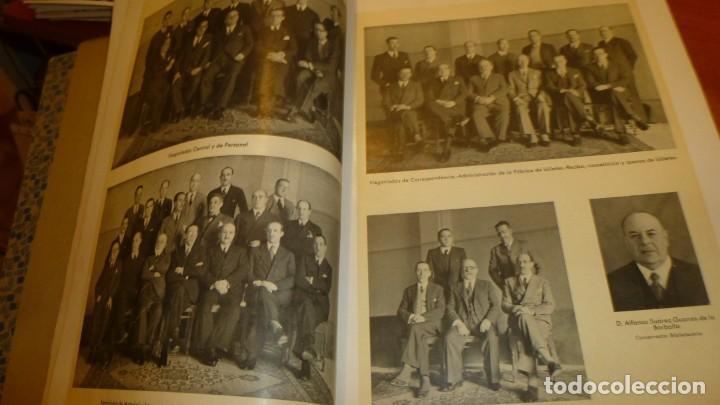Libros antiguos: historial grafico del banco de españa, edicion de 1936, todo ilustrado - Foto 3 - 140671838