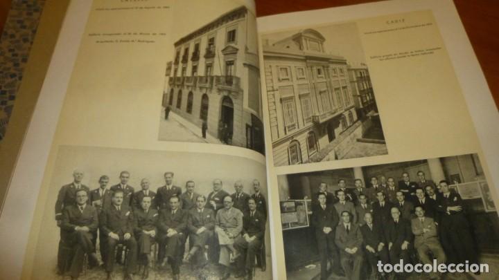 Libros antiguos: historial grafico del banco de españa, edicion de 1936, todo ilustrado - Foto 7 - 140671838