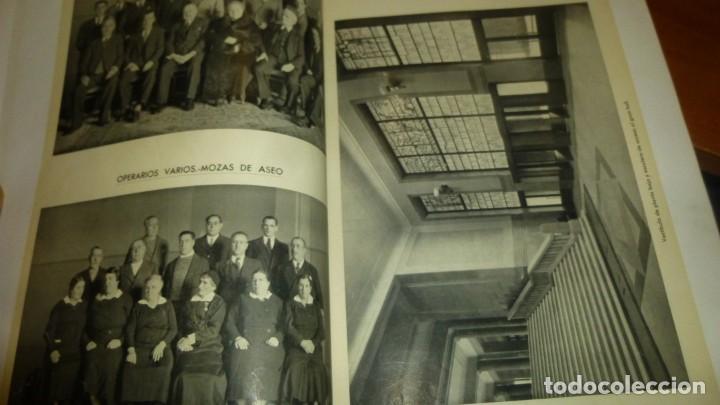 Libros antiguos: historial grafico del banco de españa, edicion de 1936, todo ilustrado - Foto 12 - 140671838