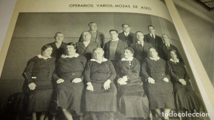 Libros antiguos: historial grafico del banco de españa, edicion de 1936, todo ilustrado - Foto 13 - 140671838