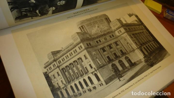 Libros antiguos: historial grafico del banco de españa, edicion de 1936, todo ilustrado - Foto 14 - 140671838