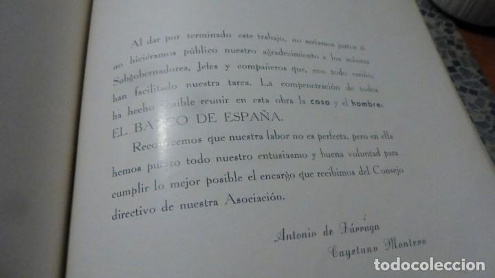 Libros antiguos: historial grafico del banco de españa, edicion de 1936, todo ilustrado - Foto 18 - 140671838