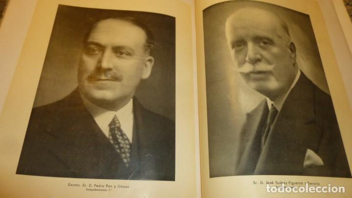 Libros antiguos: historial grafico del banco de españa, edicion de 1936, todo ilustrado - Foto 23 - 140671838