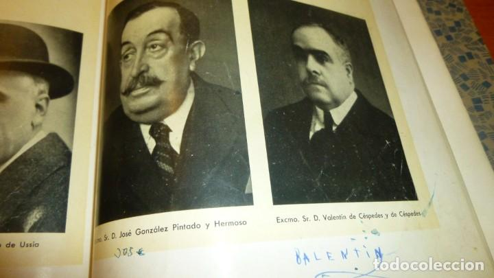 Libros antiguos: historial grafico del banco de españa, edicion de 1936, todo ilustrado - Foto 27 - 140671838
