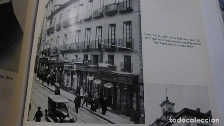 Libros antiguos: historial grafico del banco de españa, edicion de 1936, todo ilustrado - Foto 28 - 140671838