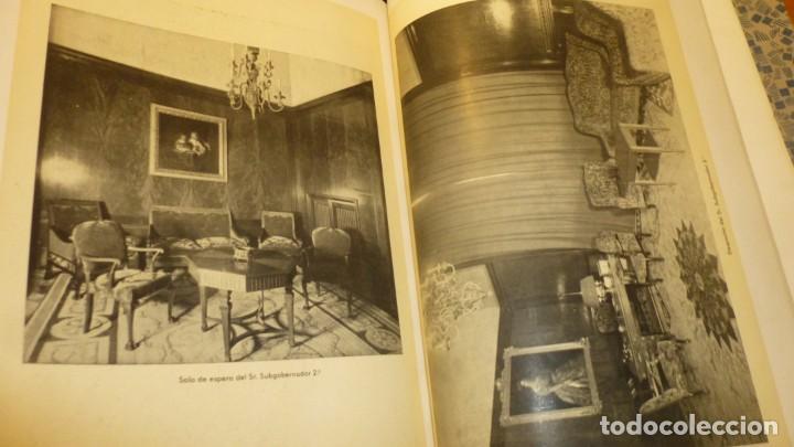 Libros antiguos: historial grafico del banco de españa, edicion de 1936, todo ilustrado - Foto 30 - 140671838