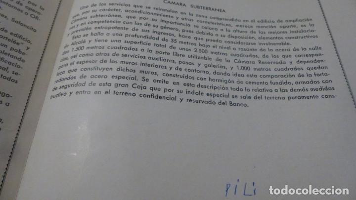 Libros antiguos: historial grafico del banco de españa, edicion de 1936, todo ilustrado - Foto 36 - 140671838