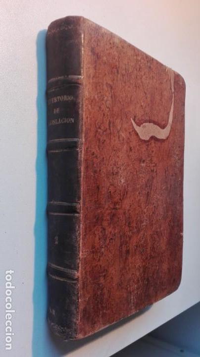 Libros antiguos: REPERTORIO DE LEGISLACIÓN TOMO 2, 1879 - Foto 2 - 142150522