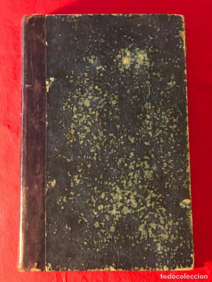 Libros antiguos: Manual de alcoholes. Abella. Tercera edición con la nueva ley de 1908. - Foto 5 - 142156574