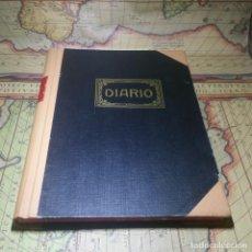 Livros antigos: LIBRO DIARIO DE CONTABILIDAD. LUIS, CARLOS FIGUEROA Y ALONSO MARTINEZ. AZUQUECA DE HENARES 1970.. Lote 142505110