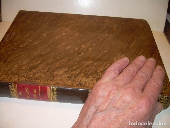 Libros antiguos: LIBRO TAPAS DE PIEL..LOS CODIGOS ESPAÑOLES..AÑO 1847.FUERO DE CASTILLA,ALCALA,FUERO REAL. ETC. - Foto 6 - 142796890