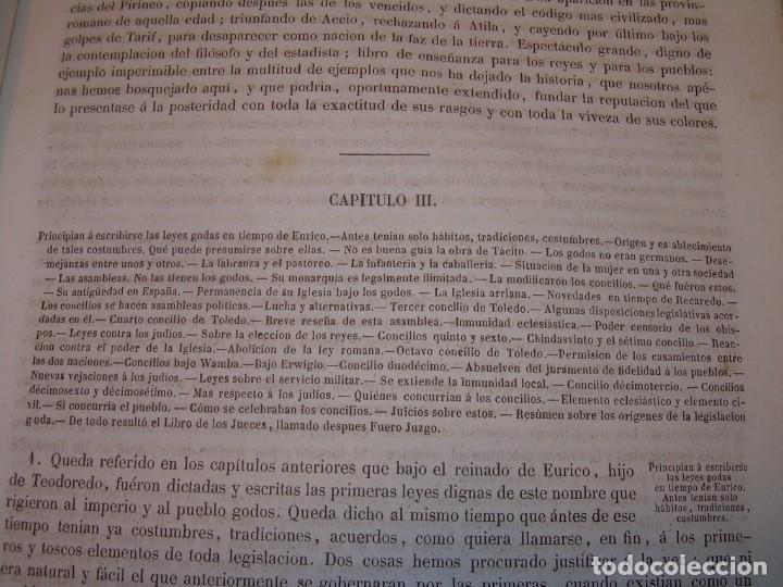 Libros antiguos: LIBRO TAPAS DE PIEL..LOS CODIGOS ESPAÑOLES..AÑO 1847.FUERO DE CASTILLA,ALCALA,FUERO REAL. ETC. - Foto 11 - 142796890
