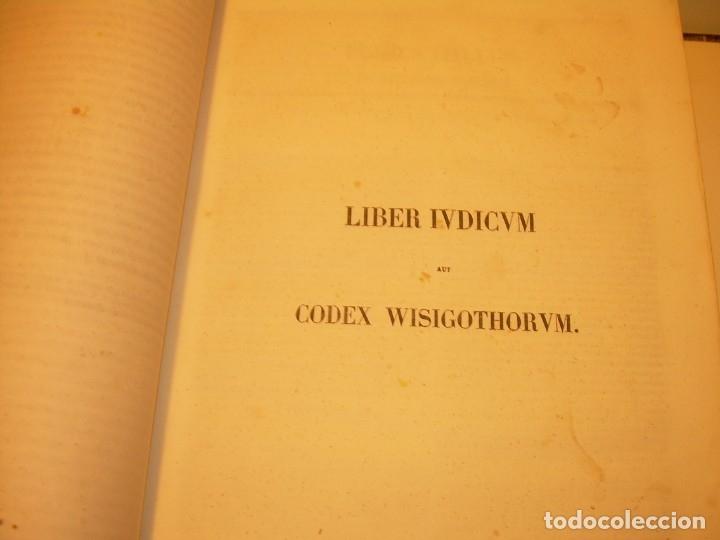 Libros antiguos: LIBRO TAPAS DE PIEL..LOS CODIGOS ESPAÑOLES..AÑO 1847.FUERO DE CASTILLA,ALCALA,FUERO REAL. ETC. - Foto 14 - 142796890
