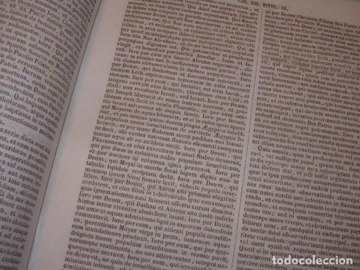 Libros antiguos: LIBRO TAPAS DE PIEL..LOS CODIGOS ESPAÑOLES..AÑO 1847.FUERO DE CASTILLA,ALCALA,FUERO REAL. ETC. - Foto 18 - 142796890