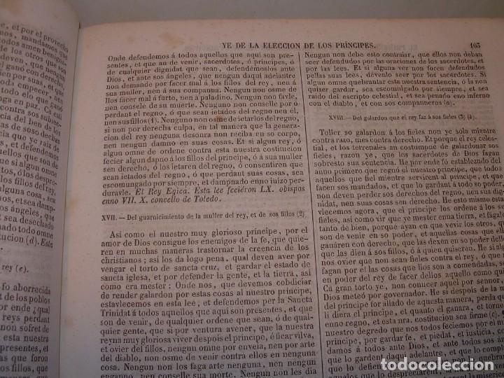 Libros antiguos: LIBRO TAPAS DE PIEL..LOS CODIGOS ESPAÑOLES..AÑO 1847.FUERO DE CASTILLA,ALCALA,FUERO REAL. ETC. - Foto 21 - 142796890