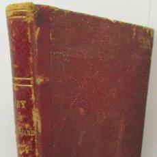 Libros antiguos: LEY DE ENJUICIAMIENTO CRIMINAL, EDICIÓN OFICIAL, IMPRENTA MINISTERIO GRACIA Y JUSTICIA 1882 . Lote 142943030