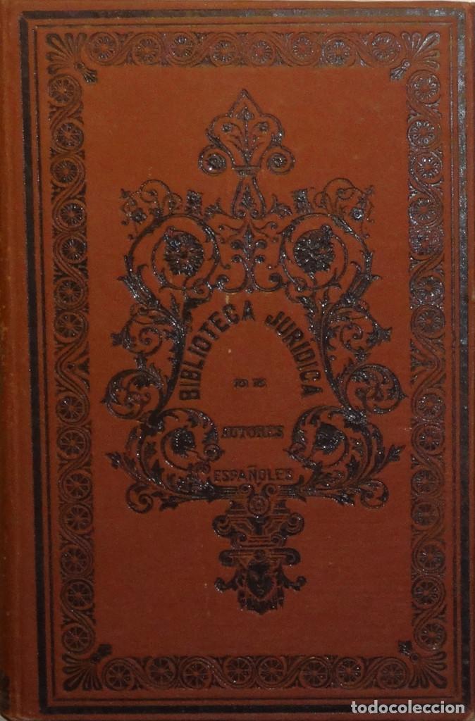 Libros antiguos: INSTITUCIONES JURÍDICAS DEL PUEBLO DE ISRAEL EN LOS DIFERENTES ESTADOS DE LA PENÍNSULA IBÉRICA... - Foto 2 - 144139602