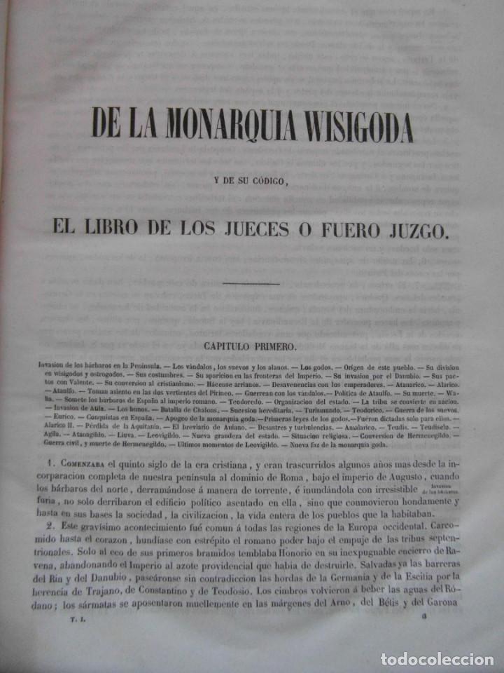 Libros antiguos: Codigos españoles concordados y anotados. Tomo primero. 1847. 483 paginas. 30 x 23 cm. CCTT - Foto 2 - 145307770