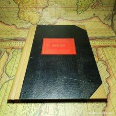 Libros antiguos: LIBRO CONTABLE DOBLE, DE INVENTARIOS Y BALANCES. EN BLANCO. 1975.. Lote 145576758