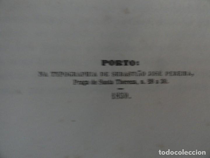 ESTATUTOS E REGULAMENTO ECONOMICO DO BANCO COMMERCIAL DO PORTO 1859 (Libros Antiguos, Raros y Curiosos - Ciencias, Manuales y Oficios - Derecho, Economía y Comercio)