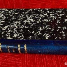 Libros antiguos: MANUAL DEL IMPUESTO ESPECIAL SOBRE LOS ALCOHOLES, AGUARDIANTES Y LICORES, 1908. Lote 145896718