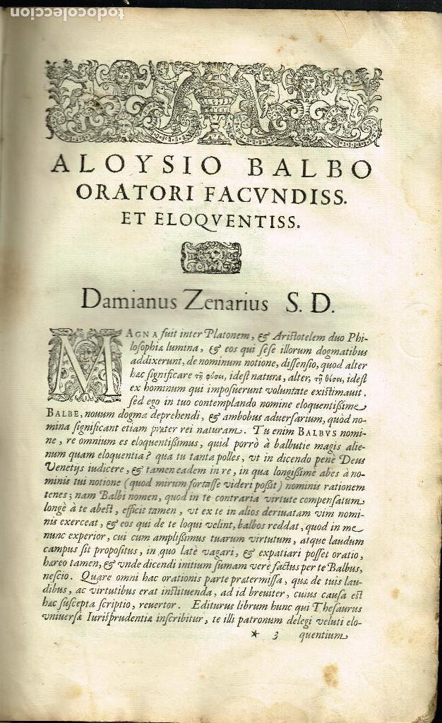 Libros antiguos: SPECULUM TESTAMENTORUM THESAURUS DOCT D.ESPINO DE CÁCERES SALAMANCA ACADEMIA VENETIIS 1598 PERGAMINO - Foto 5 - 146343534