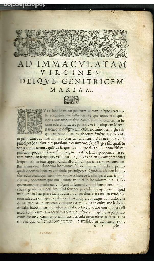 Libros antiguos: SPECULUM TESTAMENTORUM THESAURUS DOCT D.ESPINO DE CÁCERES SALAMANCA ACADEMIA VENETIIS 1598 PERGAMINO - Foto 6 - 146343534