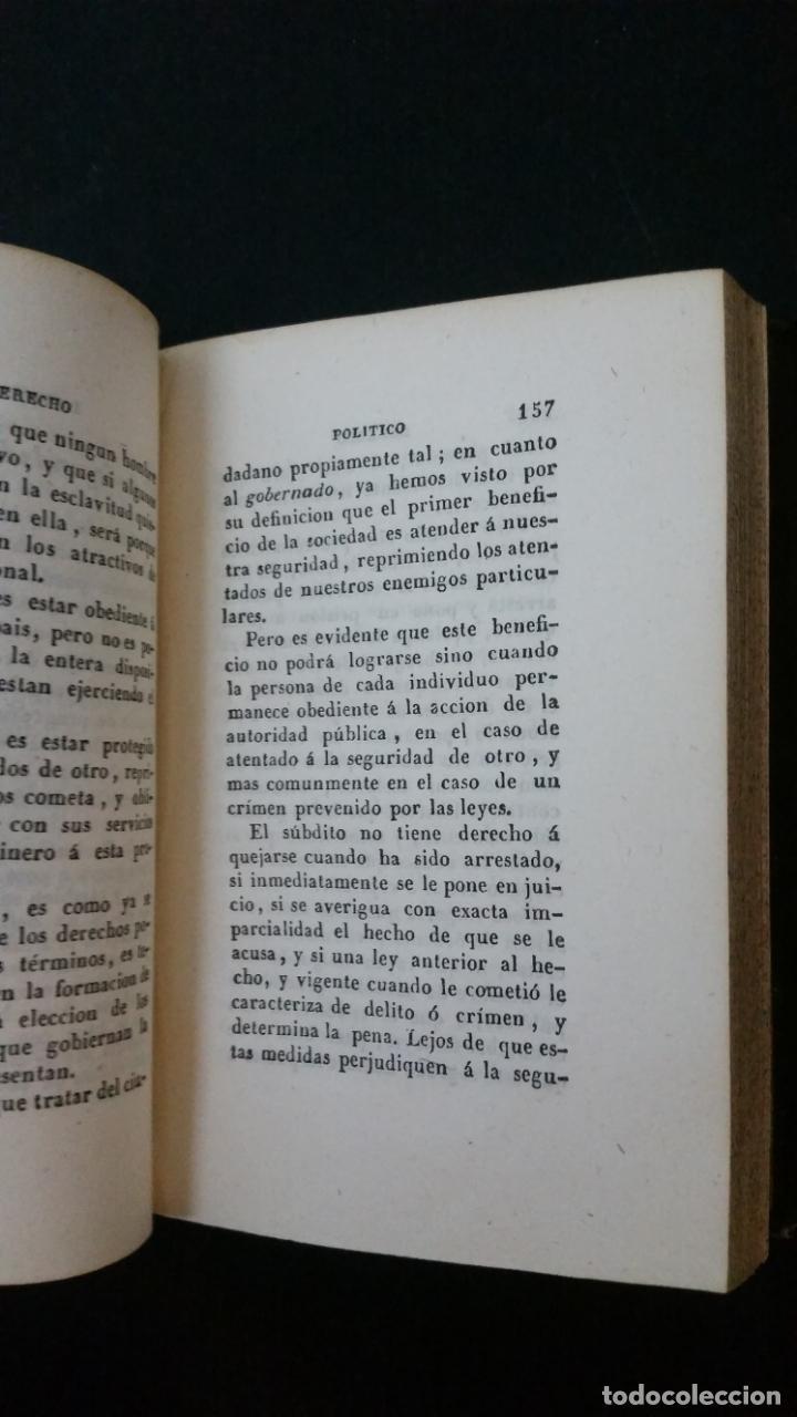 Libros antiguos: 1843 - MACAREL - Elementos de derecho público y político. 2 tomos (obra completa) - Foto 4 - 146502218