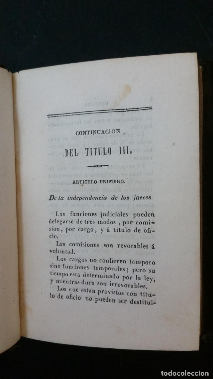 Libros antiguos: 1843 - MACAREL - Elementos de derecho público y político. 2 tomos (obra completa) - Foto 6 - 146502218