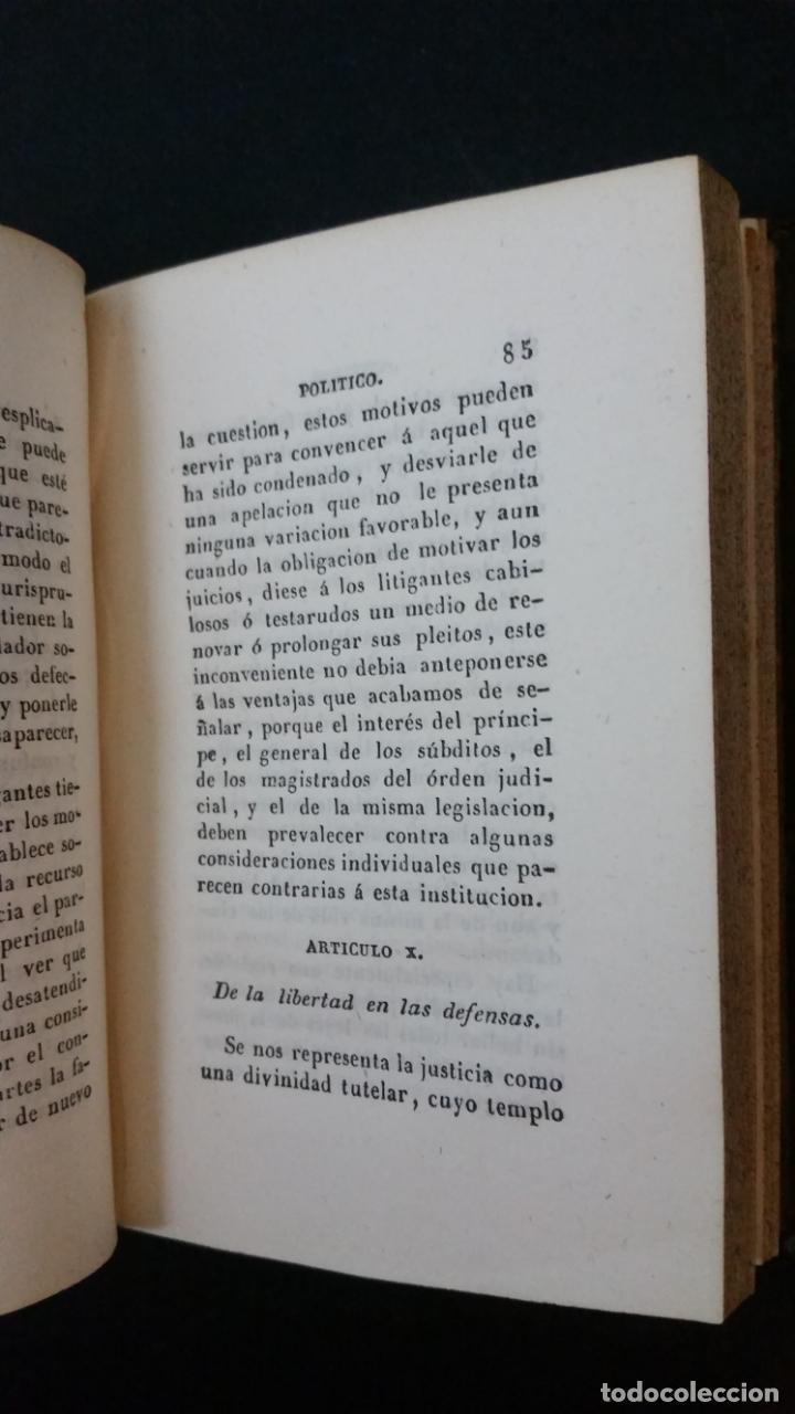 Libros antiguos: 1843 - MACAREL - Elementos de derecho público y político. 2 tomos (obra completa) - Foto 7 - 146502218