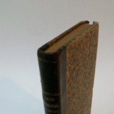 Libros antiguos: 1877 - LEYES MUNICIPAL Y PROVINCIAL DE 2 DE OCTUBRE DE 1877 + LEYES ELECTORALES DE AYUNTAMIENTOS. Lote 146502782