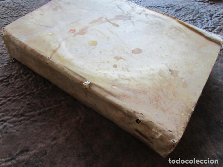 Libros antiguos: libro 17 actas y pleitos medianos del siglo XVIII pleito barcelona vic cataluña ... ver descripcion - Foto 32 - 146666006