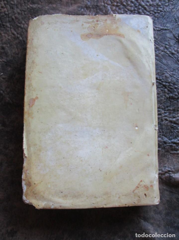 Libros antiguos: libro 17 actas y pleitos medianos del siglo XVIII pleito barcelona vic cataluña ... ver descripcion - Foto 35 - 146666006