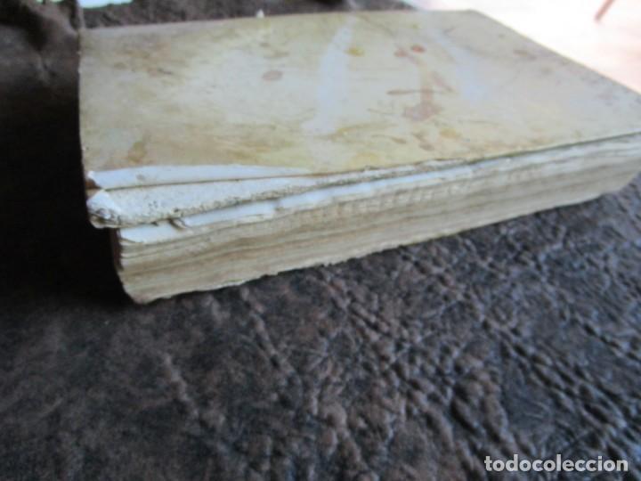 Libros antiguos: libro 17 actas y pleitos medianos del siglo XVIII pleito barcelona vic cataluña ... ver descripcion - Foto 36 - 146666006