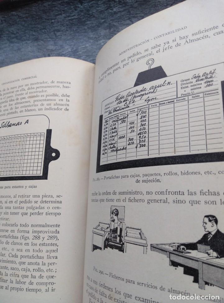 Libros antiguos: BIBLIOTECA HOMBRE NEGOCIOS MODERNO, V,VI,XI,XII. 1931,4 VOL. - Foto 6 - 147600026