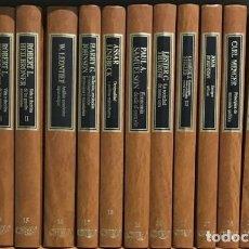 Libros antiguos: LIBROS BIBLIOTECA DE ECONOMÍA ORBIS. Lote 147893418