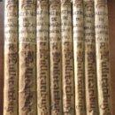 Libros antiguos: D. BLASII ALTIMARI. TRACTATUS DE NULLITATIBUS SENTENTIARUM. VENETIIS, 1720. 8 TOMOS. 34 X 23 CM. Lote 148153922